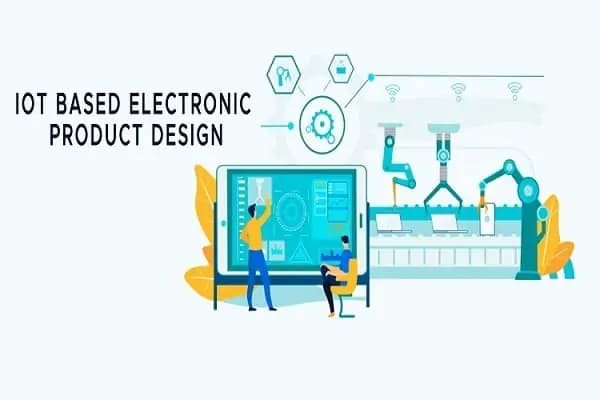 IOT BASED ELECTRONIC PRODUCT DESIGN